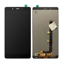 """6.0 """"LCD לzte נוביה Z11 מקס NX535J NX523J LCD תצוגת מסך מגע Digitizer זכוכית עצרת + כלים"""