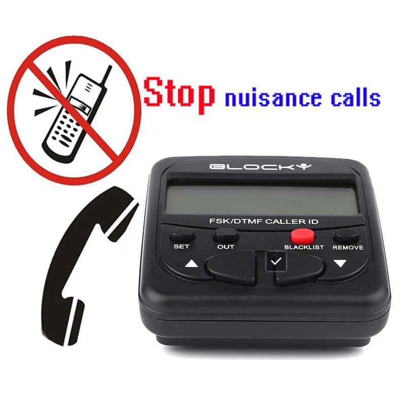 Detail Feedback Questions about ID 802 LCD Caller ID Box