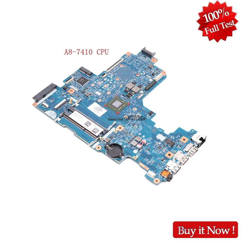 Nokotion Mainboard 856765-601 856765-001 For HP 17-Y 448.08G02.0011 Laptop motherboard A8-7410 CPU DDR3 TestedNokotion Mainboard 856765-601 856765-001 For HP 17-Y 448.08G02.0011 Laptop motherboard A8-7410 CPU DDR3 Tested