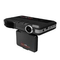 2em1 Car DVR Cam Traço Vídeo Laser Radar Detector de Velocidade/GPS Registro Da Câmera Do Carro de 140 Graus de Alta-Definição resolução: 1280x720