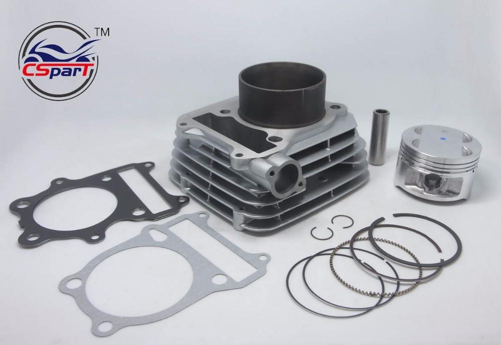 78mm Cylinder Kit For  Loncin 300CC 300 ATV Quad Dirt Bike