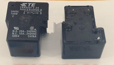 T9AS5D12-24 TE Tyco Relay 20A 24VDC DIP5  new and original