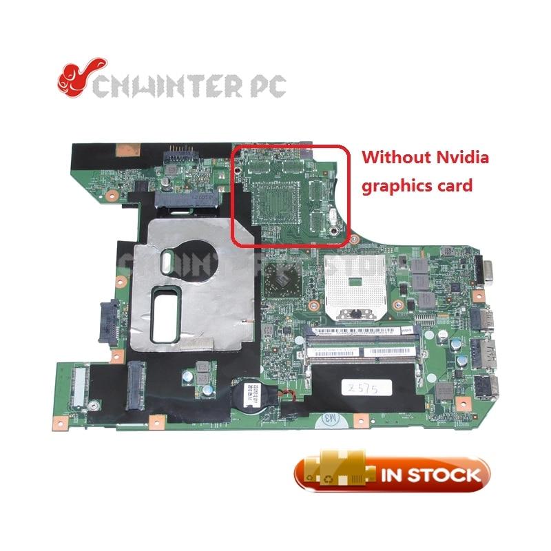 NOKOTION 11S11013820 48.4M502.011 MAIN BOARD For Lenovo Ideapad Z575 Laptop Motherboard Socket FS1 DDR3