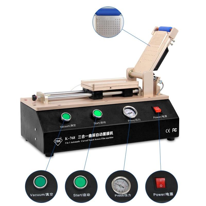 La más nueva máquina de laminado de película OCA de pantalla - Juegos de herramientas - foto 2