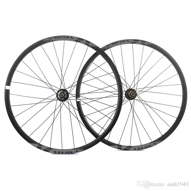 Asymmetric 29ER MTB XC carbon wheels Tubeless ready 27mm width 23mm depth mountain bike carbon wheelset with 15x110,12x148 boost light xc 27 5er mtb carbon wheels 650b mountain bike carbon wheelset tubeless ready 26er bicyclewheels 29er cycling wheels