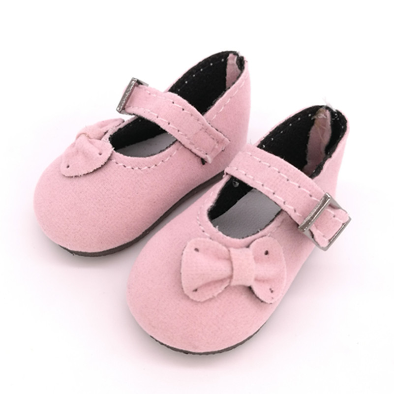 Tilda 4.5cm BJD 1/6 Doll Shoes for Handmade Dolls,Lovely Mini Puppet Dolls Toy Boots for BJD,Doll Sneakers Accessories One Pair 5 cm mini toy shoes casual bjd snickers shoes for bjd dolls 1 6 bjd doll shoes toy boots fashion dolls accessories 12 pair lot