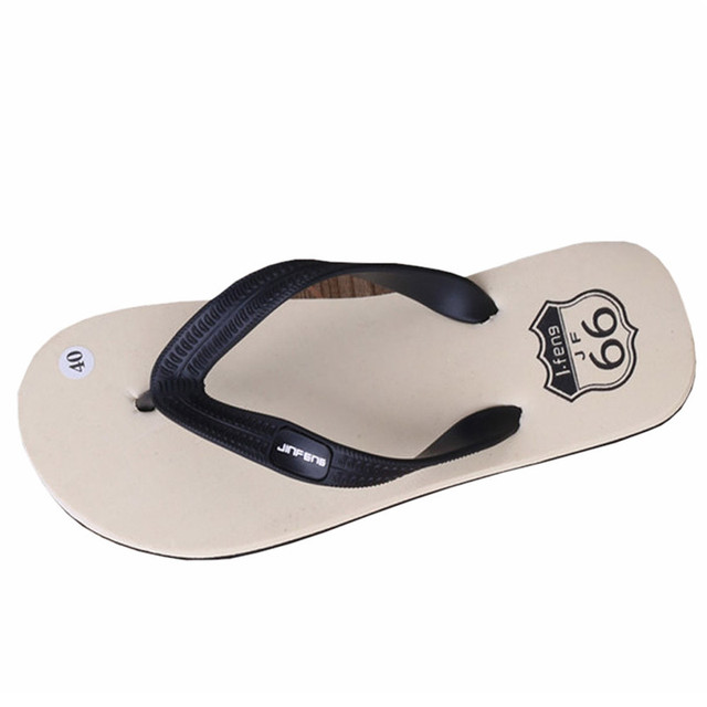 8299f3c2be3188 New Fashion Men Shoes Slipper Men Summer Shoes Sandals Male Slipper Indoor  Or Outdoor Beach Flip Flop Comfortable Shoes Casual