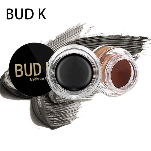 9 Colors Eyebrow Enhancers Maquiagem Makeup Waterproof Eye Brow Filler Beverly Hills Pomade Eyebrow Gel CARAMEL BUD K Brand 2