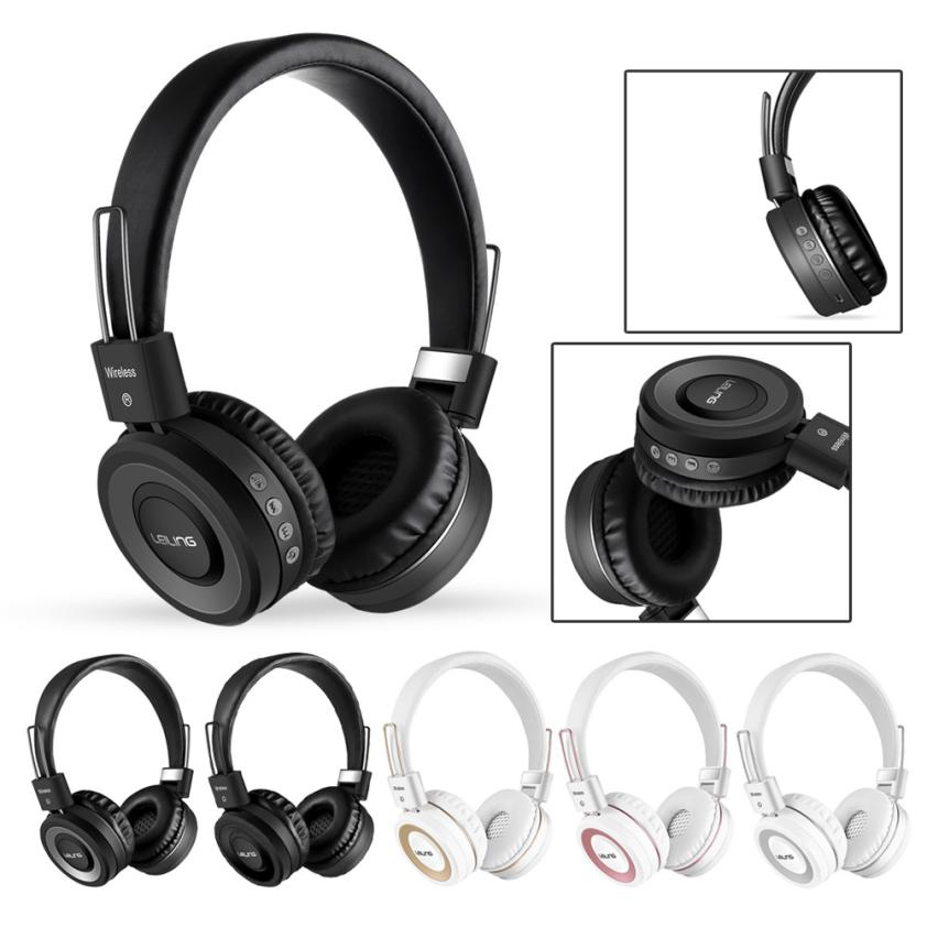 Stereo Earphones Wireless HiFi Bluetooth Foldable Headset Stereo Headphone Earphone for iPhone Headphones Fone Bluetooth @tw big bluetooth wireless headphone earphones