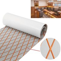 60CMx190CM EVA Foam Marine Teak Sheet Flooring Synthetic Boat RV Decking Yacht Pad For RV Touring