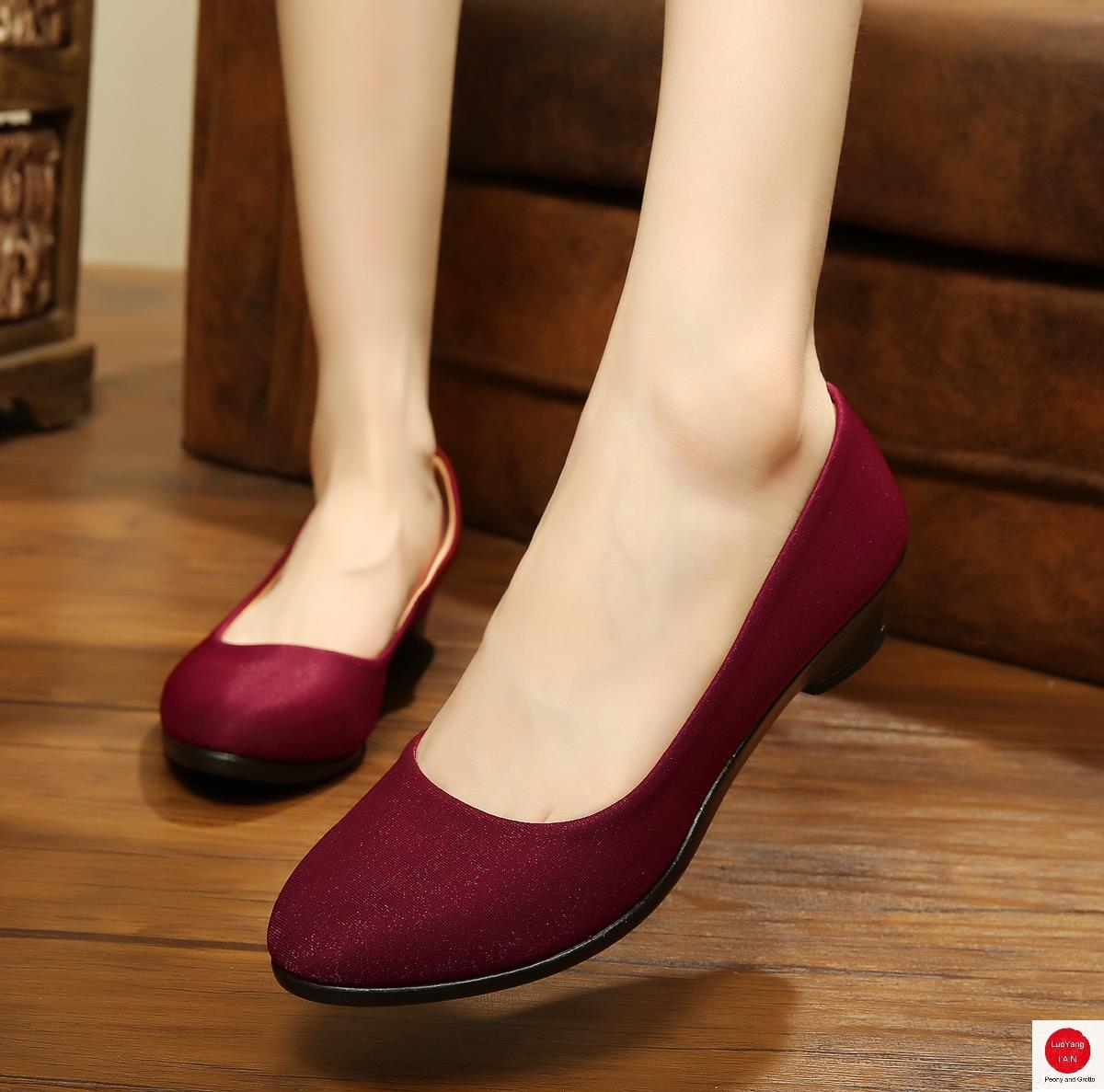 Women Shoes Women Ballet Flats Shoes for Work Cloth Flats ...