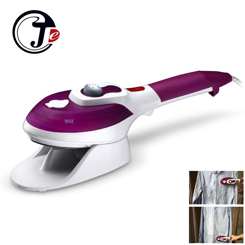 Electrodomésticos Vertical de vapor con planchas de vapor cepillos de hierro para planchar ropa para el hogar 220 V