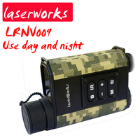 500M Telescope laser rangefinders Infrared Night Vision for hunting golf laser range finder with horizontal vertical distance