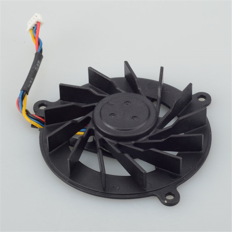 Laptops Replacements Cooling Fans For ASUS A8 F8  A8F Z99 X80 N80 N81 F3J F8S Z53J Z53 M51 4Pin Notebook Cpu Cooler P20 цена и фото