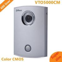 Dahua Villa Outdoor Station Original English Version Without Logo VTO5000CM 600 Lines Intercom Video Door Phone