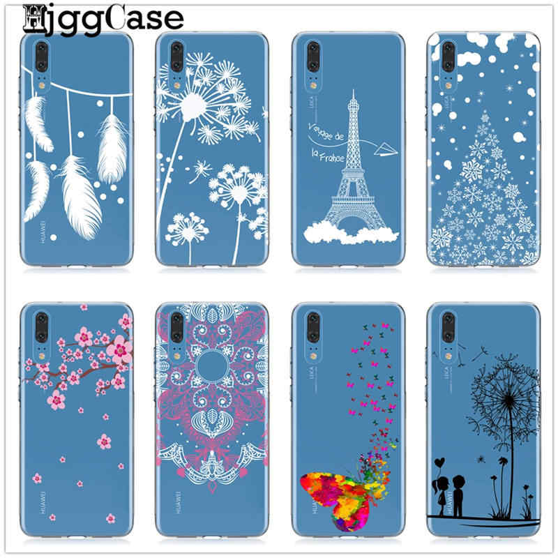 Phone Case For Huawei Mate 10 20 Pro Lite Honor 9 10 8X 8C Soft TPU Back Cover For Huawei P10 P20 Lite Pro Y9 2019 Phone Cover