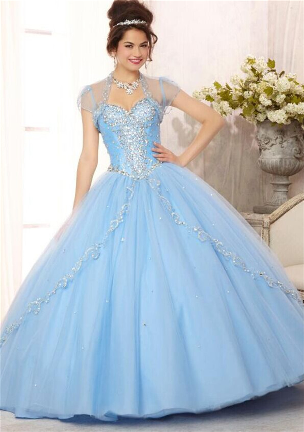 Aliexpress.com : Buy Best Selling 2015 Coral Quinceanera Dresses ...
