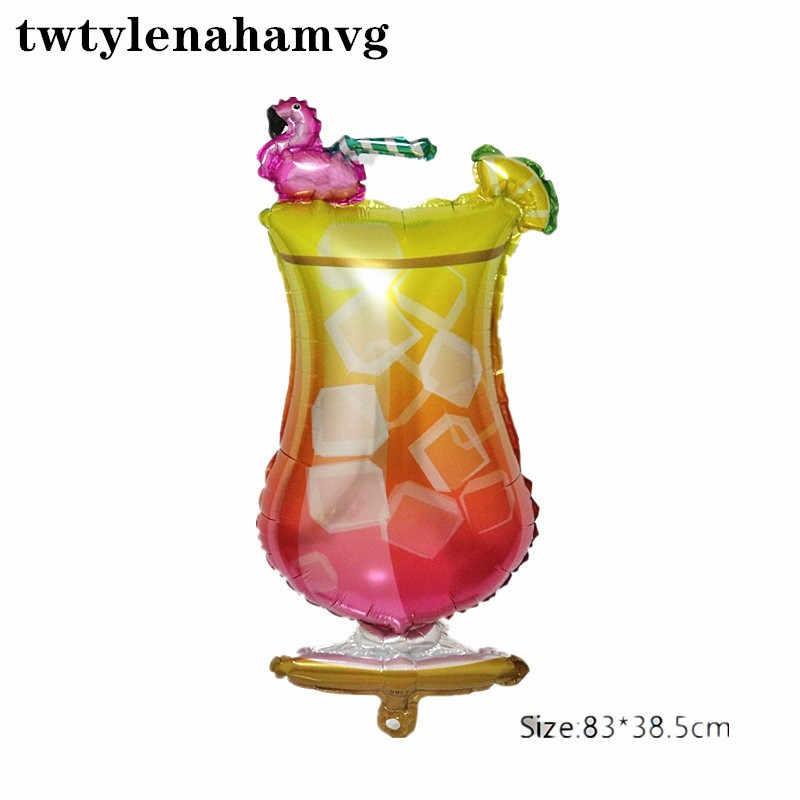 อายุ Perfection gold king crown แชมเปญถ้วยไวน์วิสกี้ขวดบอลลูน 30 ปี Happy Birthday Theme Party Decor