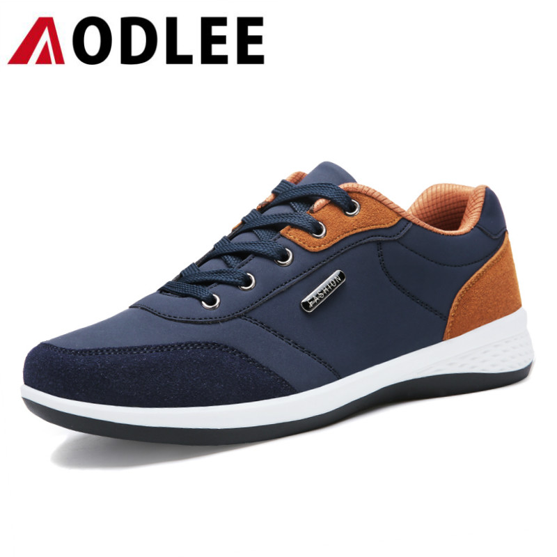 AODLEE Autumn Men Sneakers Lace-Up Fashion Leather Shoes Men Casual Shoes Breathable Mens Shoes Casual Brand Men Sneakers ManAODLEE Autumn Men Sneakers Lace-Up Fashion Leather Shoes Men Casual Shoes Breathable Mens Shoes Casual Brand Men Sneakers Man