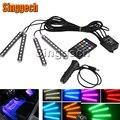 180 Degree Adjustable Car Neon Light For Peugeot 307 206 308 407 207 2008 3008 508 406 208 Mazda 3 6 2 CX-5 CX5 CX-7 Accessories