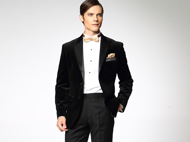 2015 New Arrivals One Button Black Groom Tuxedos Groomsmen Mens Wedding Business Suits( Jacket+Pants+tie)