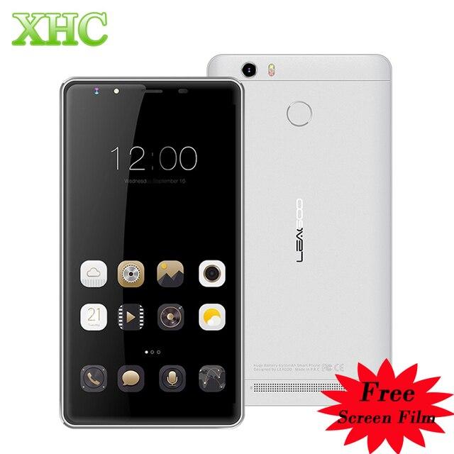 LEAGOO Shark 1 16GB LTE 4G Fingerprint Touch ID 6300mAh Battery 6.0''Andriod 5.1 MTK6753 Octa Core 1.3GHz RAM 3GB Smartphone