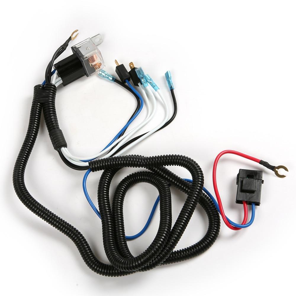 Hot Sale 12v Horn Wiring Harness Relay Kit For Car Truck Grille Mount Blast Tone Horns