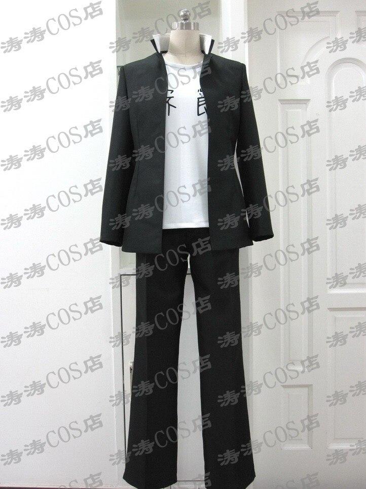 XXXHOLIC Kimihiro Watanuki Uniform COS Clothing Cosplay Costume