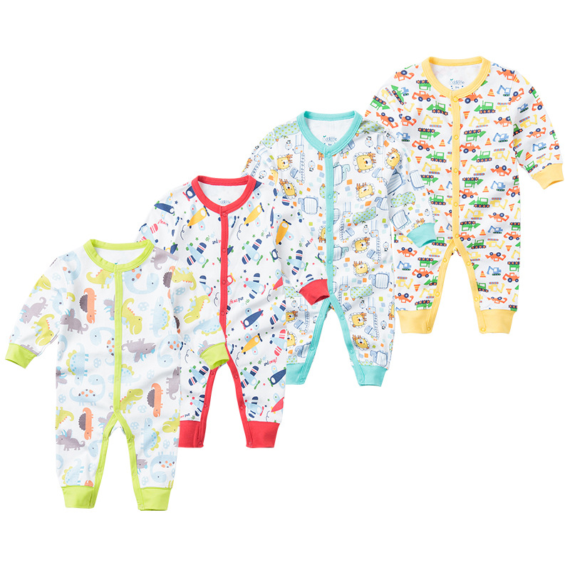 2bf507b016d44 2018 Newborn Baby Clothes Babyworks One Pieces Baby Romper Infant Boys Girls  Long Sleeve Jumpsuits Clothing Baby Rompers | All Things Baby