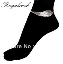 Regalrock Мода Лебединое Ножной Браслет
