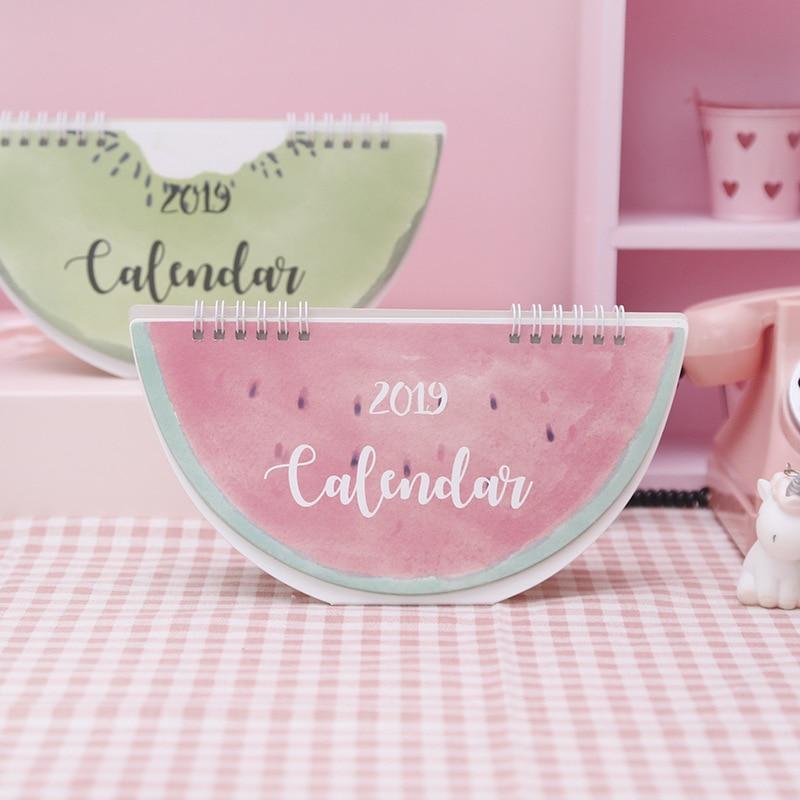 Logical 2019 Lovely Christmas Calendar Diy Desktop Calendar Agenda Organizer Daily Schedule Planner 2018.09~2019.12 Office & School Supplies