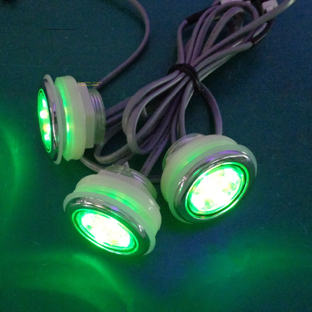 Buy Cheap 35pcs Waterproof Rgb Underwater Sanitary Ware Led Spa Chromotherapy Light Bath Tub Lamps With 3pc Light Controller 3pc Adapter Lights & Lighting