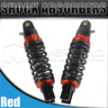 "Universal 9.25"" 235mm Motorcycle Air Shock Absorber Rear Suspension For Yamaha Motor Scooter ATV Quad Red&Black D25"