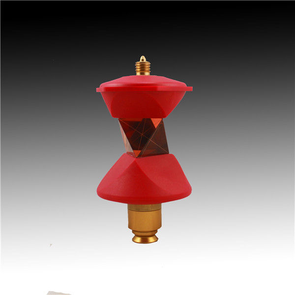 NEW red 360 Degree Reflective Prism for Robotic Total Station with 5/8x11
