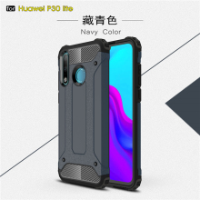 sFor Huawei P30 Lite Case Hard Shockproof Armor Rubber Heavy Duty Phone For Cover Bag