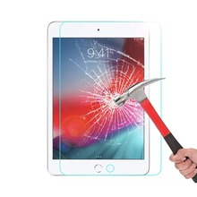 10D Tempered Glass For Apple iPad Air 1 2 9.7 Inch iPad 2017 2018 Screen Protector For iPad Pro 9.7 Tablet Protective Film 2pcs pack good hd screen protector for apple new 2017 ipad 9 7 pro 9 7 air 1 2 protective film cover alcohol bag rag