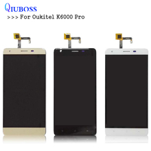 Original Tested For Oukitel K6000 Pro LCD in Mobile phone LC