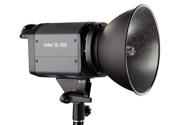 Professional Godox QL1000 1000W Photo Photography Studio Video Continuous Light Lighting godox professional led video light