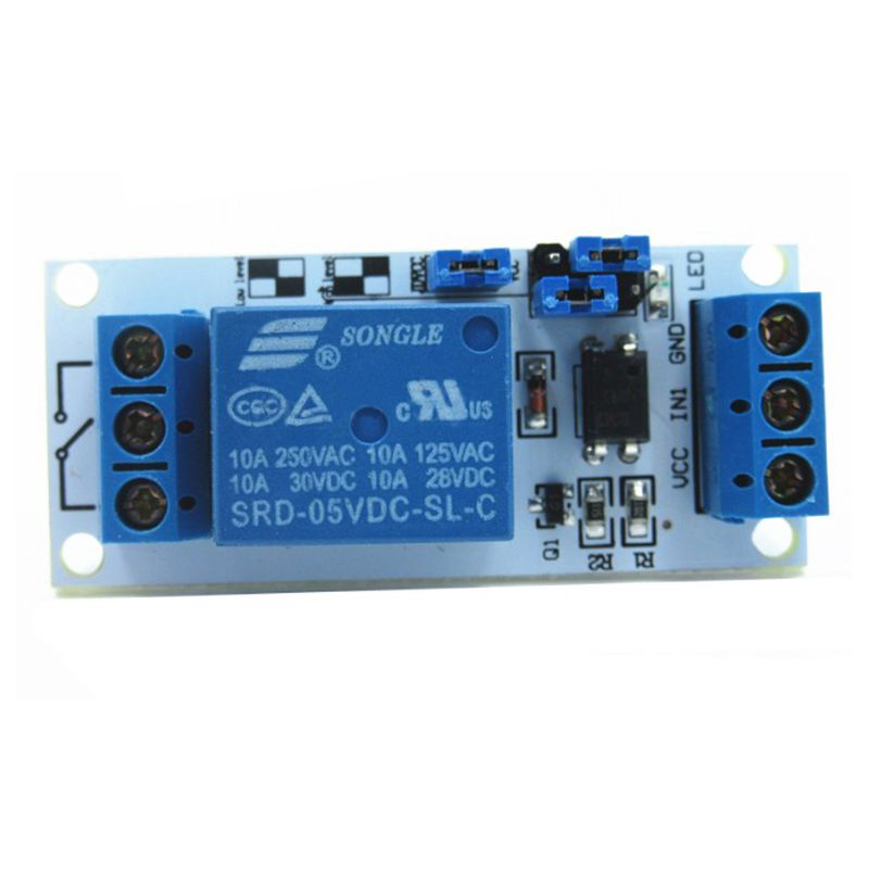 5X Rele 5v 10A SDR