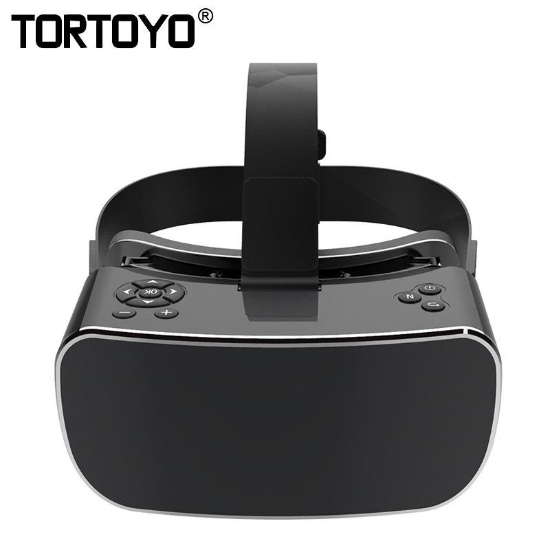 цена на S900 All in One VR Glasses Virtual Reality Smart 3D VR Helmet 3+16GB 5.5 2.5K 2560*1440P FHD Screen Bluetooth WIFI Movie Game