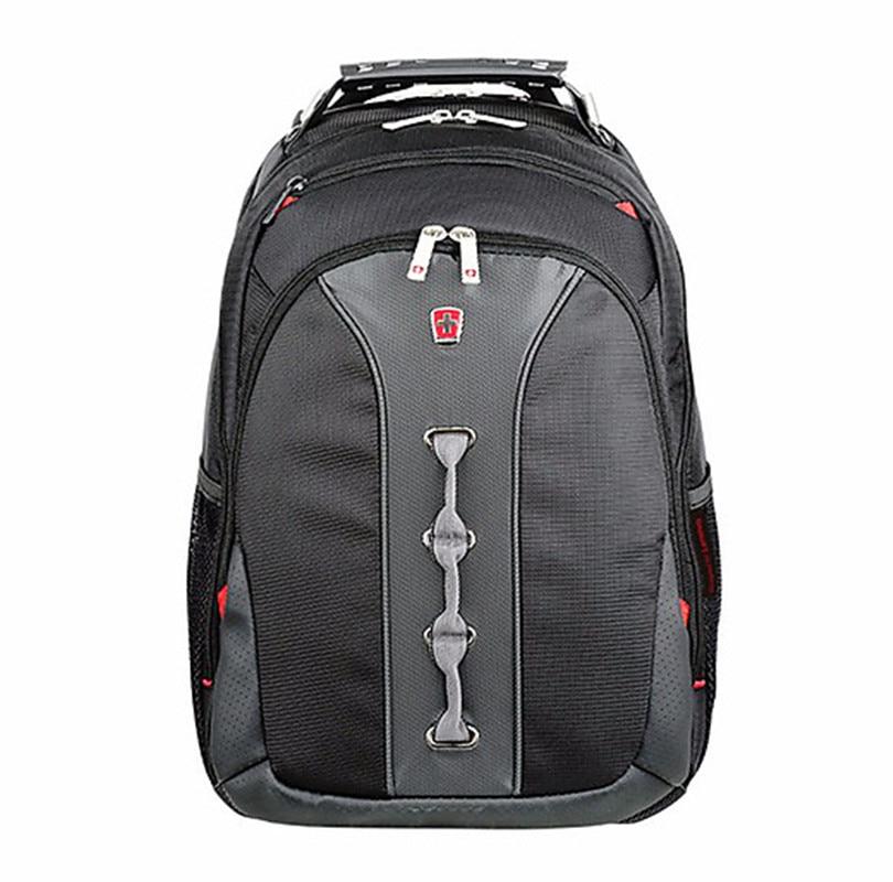 цена на Free shipping  Lenovo Swissmobility MT7329 laptop bag business fashion leisure series 15.6 -inch 180 degrees full open computer
