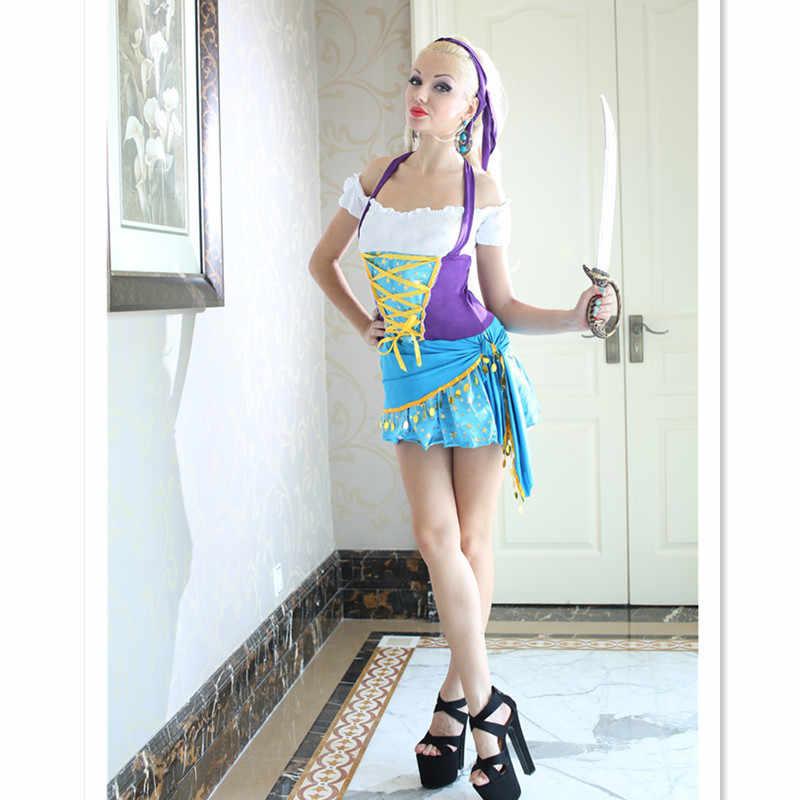Sexy teen cosplay