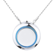 Personal Wearable Air Purifier Necklace/Mini Portable Air Freshner Ionizer/Negative Ion Generator/Odor Eliminator/Remove Smoke купить недорого в Москве