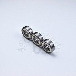 Image 5 - 6202ZZ 15*35*11 (mm) 10 parça ücretsiz kargo rulman ABEC 5 10 Adet metal sızdırmazlık rulmanlar 6202 6202Z 6202ZZ krom çelik rulman