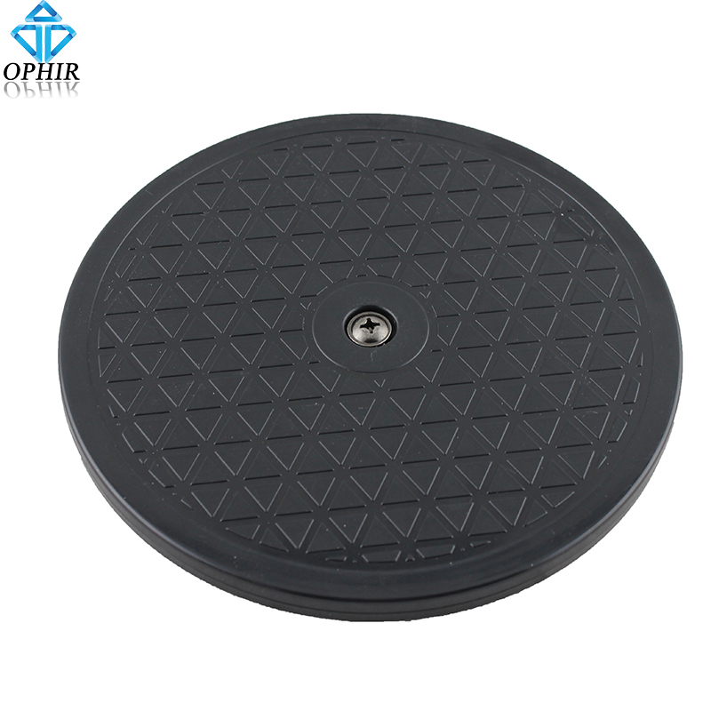 OPHIR Professional 7.5 Turntable Cake for Decorating Stand Hobby Airbrush Spray Booth Paint Ceramics _AC078 ophir 0 2mm 0 3mm