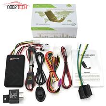 10 Teile/los Universal GT06 Auto GPS Tracker SMS GSM GPRS Fahrzeug Tracking Gerät Monitor Locator Fernbedienung SOS Alarm Micropho