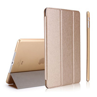 Case para iPad Air 2, ESR PU Capa de Couro + TPU Macio Bumper Borda cor Estande Auto Sono caso Inteligente para iPad Air 2 para iPad 6