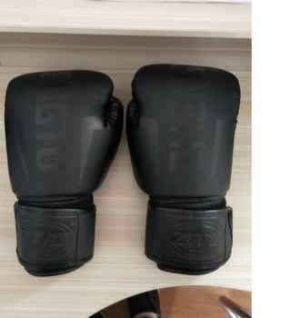 6/8/10/12/14OZ Kids Women/Men Boxing Gloves Sanda Sparring Muay Thai MMA Karate Punch Training Mitts Kickboxing Boxe De Luva DEO