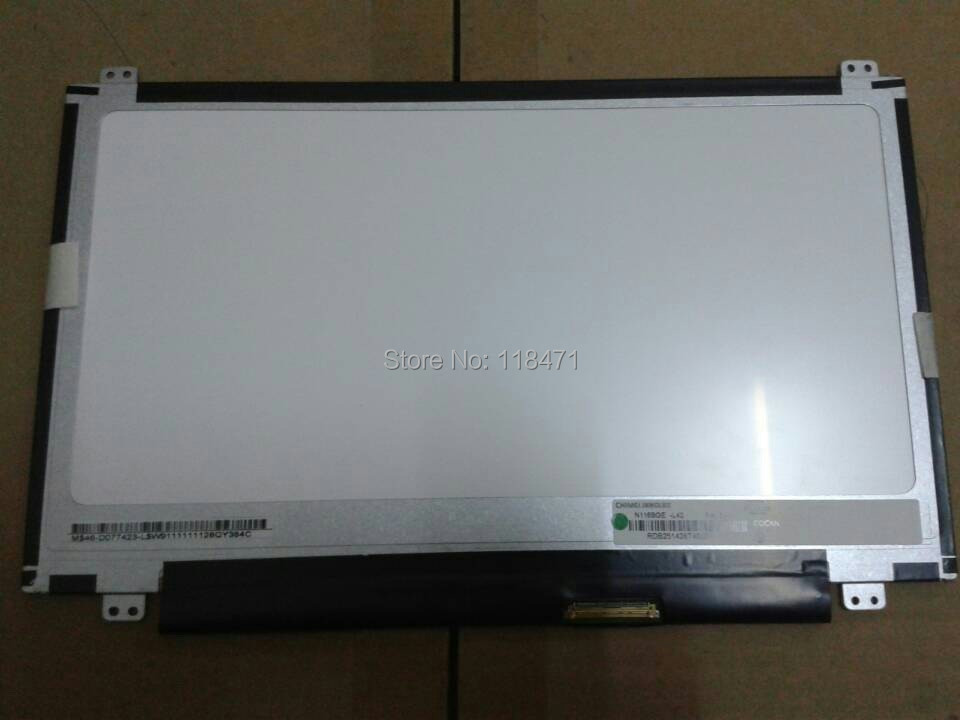 11.6 Inch TFT LCD Panel N116BGE-L42 LCD Display 1366*768 LCD Screen TN LVDS 1 ch 6-bit 200 cd/m211.6 Inch TFT LCD Panel N116BGE-L42 LCD Display 1366*768 LCD Screen TN LVDS 1 ch 6-bit 200 cd/m2