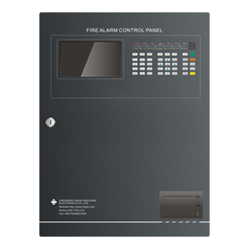Addressable Fire Alarm Control Panel 2 loop for 648 addresses fire alarm control panel цена и фото